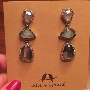 Into the Woods earrings Chloe & Isabel